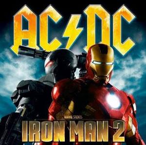 AC/CD - Iron Man 2
