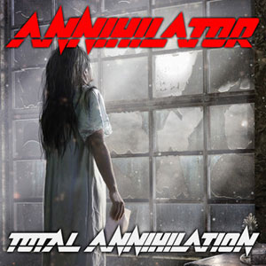 ANNIHILATOR llamada  - Total Annihilation
