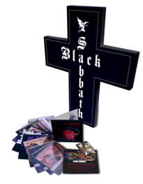Complete Albums Box Set (Limited BLACK SABBATH - Collector's Edition)