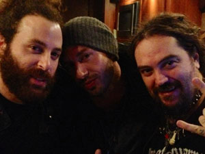 Cavalera y Puciato