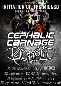 CEPHALIC CARNAGE