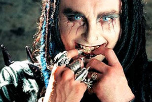 CRADLE OF FILTH Dani &quot;Filth&quot; Davey