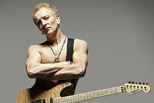 DEF LEPPARD Phil Collen