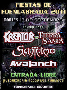 Fiestas Fuenlabrada 2011