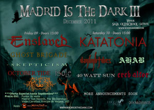 Madrid Is The Dark