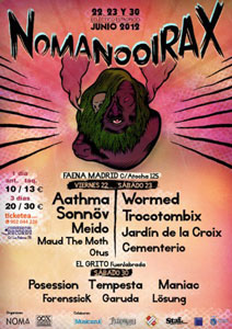 Nomanooirax Fest