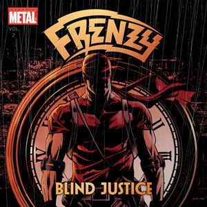 FRENZY - Blind Justice