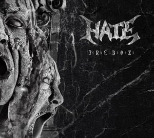 HATE  - Erebos