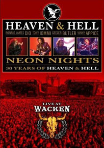HEAVEN AND HELL - Neon Nights: 30 Years Of Heaven &#038; Hell