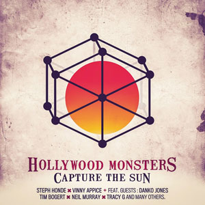 HOLLYWOOD MONSTERS - Capture The Sun