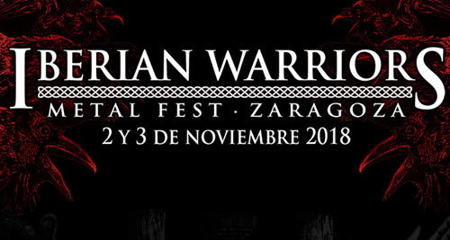 IBERIAN WARRIORS METAL FEST 2018
