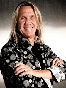 Nicko McBrain