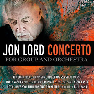 Jon Lord - Jon Lord's Concerto For Group &amp; Orchestra