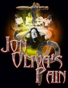 JON OLIVA'S PAIN
