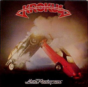 KROKUS - Metal Rendezvous