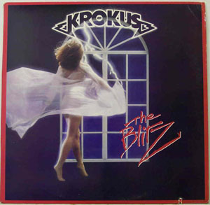 KROKUS - The Blitz