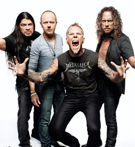 METALLICA