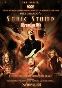 Mike Orlando - Mike Orlando's Sonic Stomp