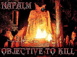 NAPALM  - Objective to Kill