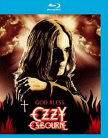 OZZY OSBOURNE - God Bless Ozzy Osbourne -  Blu-Ray