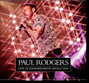 Paul Rodgers - Live At Hammersmith Apollo