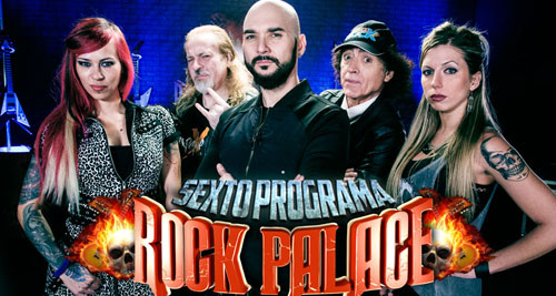 JUDAS PRIEST  en ROCK PALACE