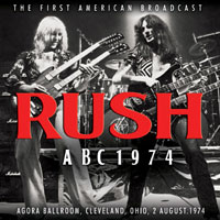 Rush ABC 1974