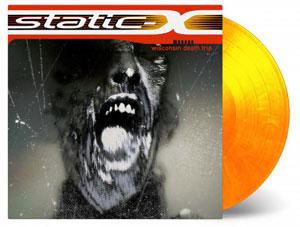 "STATIC X ""- Wisconsin Death Trip"