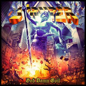 """STRYPER - God Damn Evil"""""""