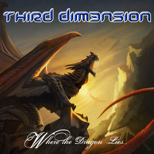 THIRD DIM3NSION - Where The Dragon Lies