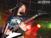 Thrashing Over Valencia- Foto: Jorge del Amo Mazaro 