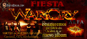 Fiestas Warcry