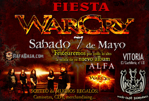 Fiesta Warcry