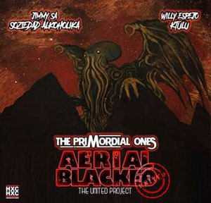 AERIAL BLACKED - The Primordial Ones