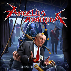 ANGELUS APATRIDA - Serpents On Parade (en directo)