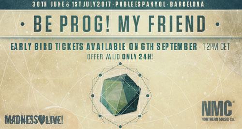Be Prog! My Friend