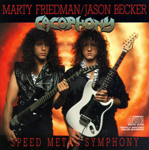 CACOPHONY - Speed Metal Symphony (1987)