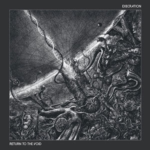 """EXECRATION - """"Return To The Void"""