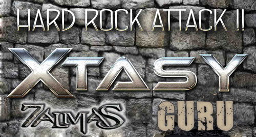 HARD ROCK ATTACK !! 2