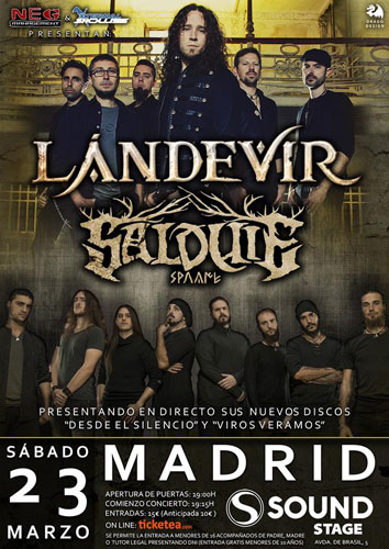 LANDEVIR MADRID
