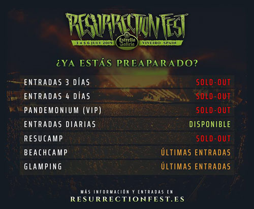 RESURRECTION FEST