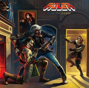 RULER - Rise To Power