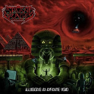 SACARAL RAGE - Illusions in Infinite Void