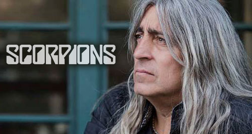 Image result for mikkey dee photos with Scorpions