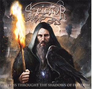 STEIGNYR - Myths Throught The Shadows Of Freedom