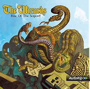 THE WIZARDS - Rise Of The Serpent