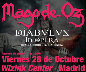 MAGO DE OZ - MADRID