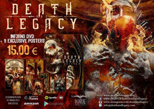 DEATH AND LEGACY - Inf3rno