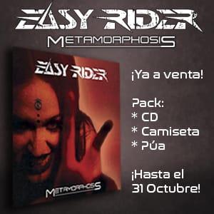 EASY RIDER - Metamorphosis