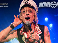 Michael Monroe sigue con su película documental